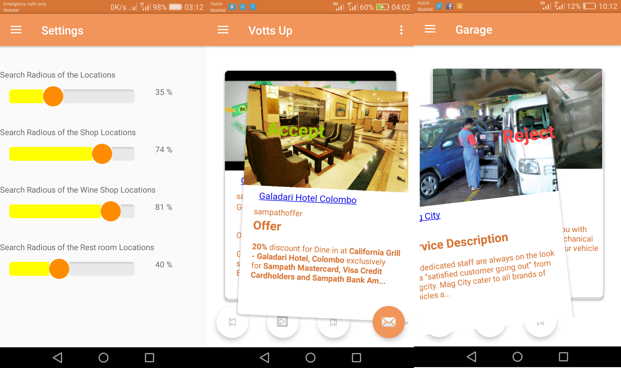 VottsUp Digital Concierge